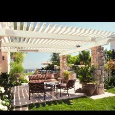 Outdoor Living Room Designs creative pergola designs and diy options | pergola cover, pergolas