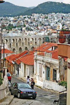 City of Kavala, Greece