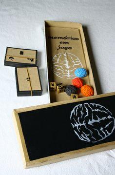 Memórias em jogo (Board Game) on Behance