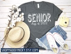 Senior 2022 Senior svg, Class of 2022 Svg group, tshirt svg, mockup svgs, graduation svg cut files, monogram svg, grad cap svg Game Day Shirts, Mom Shirts, Cute Shirts, T Shirts For Women, Funny Graphic Tees, Funny Tees, Submissive, Workout Humor, Funny Workout