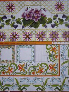 Easter Cross Stitch Pattern Towel Napkin Tablecloth Pillow Ukrainian Embroidery   eBay