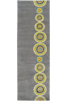 hallway fun?   Modern Area Rug - Wool Rugs - Area Rugs - Rugs   HomeDecorators.com