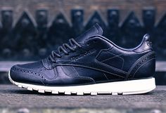 Charles F. Stead x Reebok Classic Leather Lux