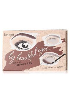 benefit contour eyes kit