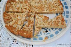The Kitchen Lioness: Boterkoek (Dutch Butter Cake) - Holländischer Butterkuchen