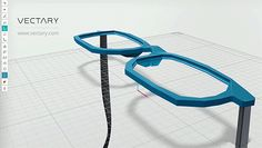 Even custom glasses can be easily modeled in VECTARY. Get early access: http://vectary.com/l/glpn