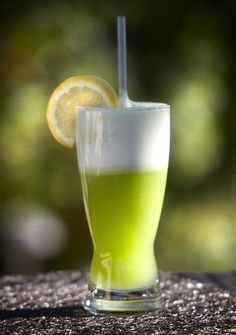 THE BEST - Frozen Mint Lemonade you will ever have...