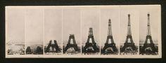 Torre Eiffel / París - Francia