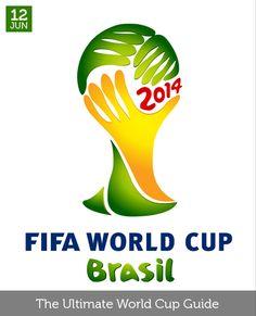 Jun 12 - World Cup 2014 Brasil