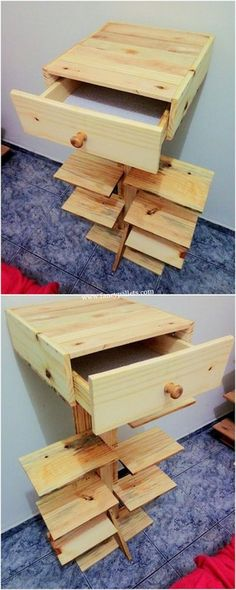 Pallet Furniture You must have seen different kinds of the wooden stand that you have put on your Li Pallet Furniture Designs, Wooden Pallet Furniture, Wooden Sofa, Wooden Pallets, Wooden Diy, Furniture Projects, Diy Furniture, Pallet Wood, Pallet Side Table
