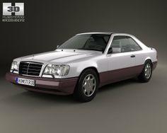 MercedesBenz Eclass coupe 1993