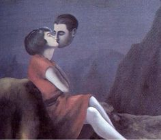 René Magritte - Love From a Distance