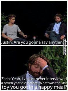 Zach Galifianakis, I love him!!!!