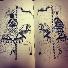 foto 3 41 Ronaldo Fraga assina ilustrações de Mary Poppins