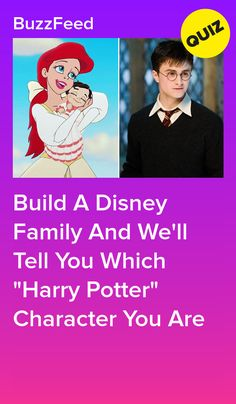 "Build A Disney Family And We'll Tell You Which ""Harry Potter"" Character You Are Harry Potter Character Quiz, Harry Potter House Quiz, Harry Potter Disney, Harry Potter Characters, Disney Hogwarts, Disney Characters, Harry Potter Quiz Buzzfeed, Buzzfeed Quiz Funny, Best Buzzfeed Quizzes"