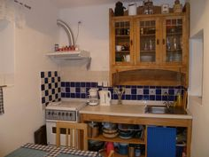 Výsledek obrázku pro chalupa kuchyn