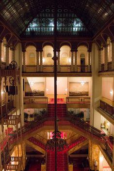 The Grand Budapest Hotel Production Designer Adam Stockhausen, Set Decorator Anna Pinnock