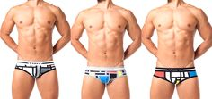 The #TOOT Square Pattern #Bikini #Brief in all 3 colors. All-new #AW2016 #underwear collection from #Tokyo, #Japan now at #02-06, Ming Arcade (opp Hard Rock Cafe), 21 Cuscaden Rd. Online at www.male-hq.com  #malehq #MadeInJapan #undergear #underwear #briefs #bikinibriefs #bikinis #tanga #tangabriefs #tangas #studs #hunks #jocks #sgboy #sgboys #sgig #sginsta #singapore