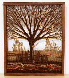 Stromček - jeseň