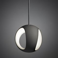 Like an inverted moon     Type:  Indoor pendant light fixture  Material:  Glazed ceramic  Colors:  7 options (Add to Cart to select)  Includes:  Cord, Canopy, Driver  Light Temp:  2700K - 4000K  CRI:  90  Brightness:  400 lumens / ~40W equiv  Dimming:  Standard (Phase)  Certification:  ETL Listed US/Canada  Warranty:  3 years  Download:  Specs/Install  3D Model  Availability:  Ships in 6-8 weeks     $499