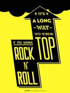 """AC/DC - """"It's a Long Way to the Top"""""""