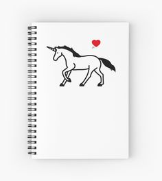 We've just made a unicorn... for real! You can find it on our tees, hoodies, bags, stickers, and much more! Where Is Your Heart, Love S, Unicorn, Notebook, Stickers, Hoodies, Paper, Tees, How To Make