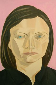 'Anita' oil on canvas, 90 x 60cms, 2004