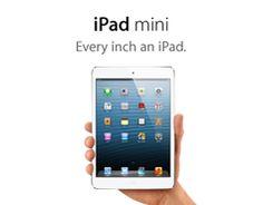 Doesn't my baby deserve an ipad mini?
