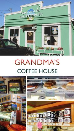 Located in Keokea—a small hamlet in verdant, tranquil Kula—Grandma's Coffee House is a popular spot to stop after watching the sun crest over Haleakala or on the back way from the Road to Hana. Equally popular among farmers and artists, the cozy café is as cherished for its locally-grown, organic coffee as it is for its homemade baked goods and sweeping views of the island's coastline. This is one of the most popular Hawaii coffee shops. #grandmas #mauicoffee #coffee #maui #hawaiicoffee Corrugated Tin, Road To Hana, Cozy Cafe, Coconut Bars, Pineapple Coconut, United States Travel, Maui, Coffee Shop, House