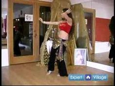 Beginner Belly Dancing Lessons : Egyptian Walk in Belly Dancing