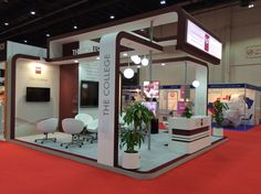 Exhibition Stand Contractors Can Help You Come Up With a Winning Stand