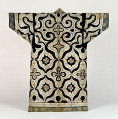 Local fashion: Ainu people costume and jewelry