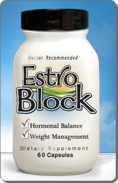 EstroBlock Review | All natural and plant based product that clears acne and balances hormones. ARV $29