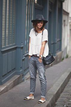 Street Style : Les babioles de Zoe Parisian style
