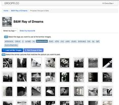 GroopR - A group discovery tool for flickr  You don't know which group is best for your loved images? How do you get the maximum exposure fo...