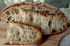Pan di Pane: Pane tutto buchi, la ricetta originale