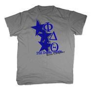 Phi Delta Theta Screen Printed T-Shirt Design #4