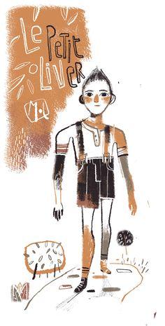 Jose Ignacio Molano Silván Mol – Le petit Oliver