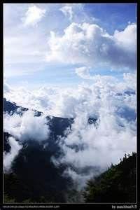 Sea of Clouds, Yushan, Tiawan