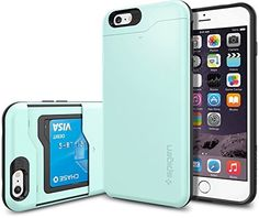 Buy Spigen iPhone 6 Plus Case, Slim Armor CS Case for iPhone 6 (5.5-Inch) - Retail Packaging securely online today at a great price. http://phonecasesfromthebest.com/iphone-6-cases/