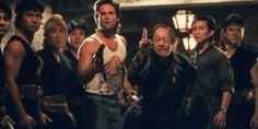 How 'Big Trouble In Little China' Opened Doors For Asian-American Actors In Hollywood Kate Burton, James Hong, Kim Cattrall, Tv Show Games, Dwayne The Rock, Asian American, Sci Fi Movies, Dwayne Johnson, Asian Actors
