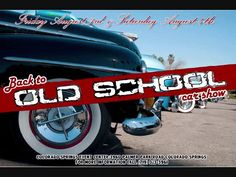 Best Old School Cars Images On Pinterest Vintage Cars Autos - Old school car show colorado springs