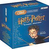 Sprecher Rufus Beck - einfach gut: Harry Potter, die komplette Hörbuch-Edition, Joanne K. Rowling, Science Fiction / Fantasy Hörbücher