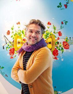 Venezuelan-born Carlos Mota