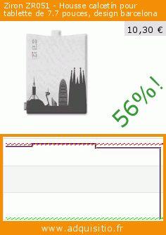 Ziron ZR051 - Housse calcetín pour tablette de 7.7 pouces, design barcelona (Personal Computers). Réduction de 56%! Prix actuel 10,30 €, l'ancien prix était de 23,21 €. https://www.adquisitio.fr/ziron/zr051-housse-calcet%C3%ADn