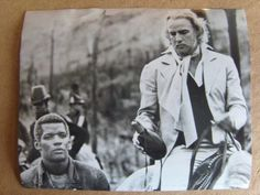 MARLON BRANDO  EVARISTO MARQUEZ QUEIMADA ORIGINAL PRESS PHOTO | eBay