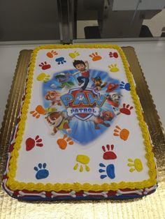 Paw Patrol, Cakes, Create, Desserts, Food, Tailgate Desserts, Deserts, Cake Makers, Kuchen