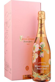 Perrier Jouet Belle Epoque Rose  Champagne