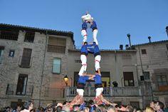 Castellers de Berga - td6 - Súria 03/11/2012 Diada dels Salats de Súria