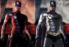 Ben Affleck Daredevil Batman